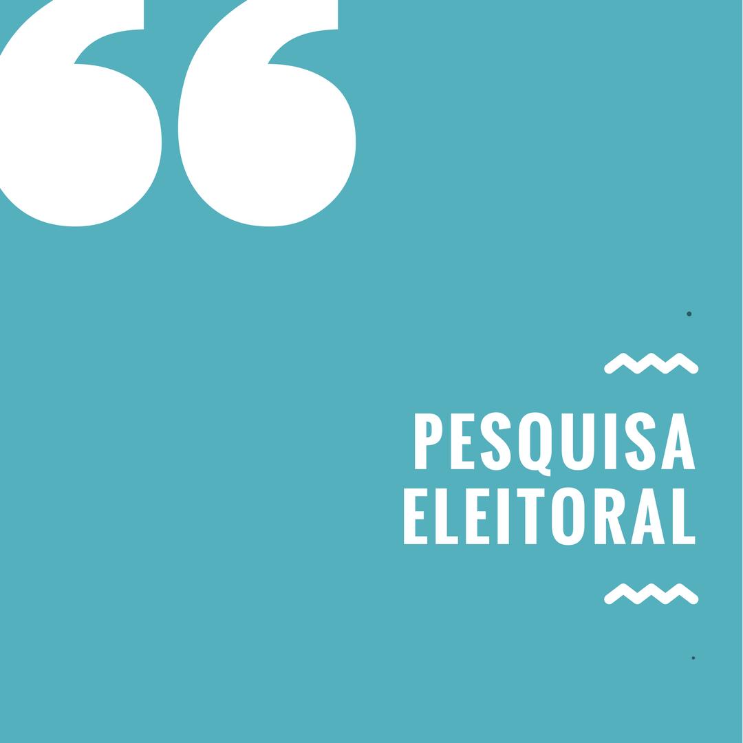 Pesquisa Eleitoral Instituto OPUS